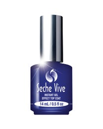Seche Vive Instant Gel Effect Top Coat .5 oz.