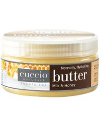 Butter Blend Hydrating Treatment for Hands, Feet & Body Milk & Honey 8 oz.