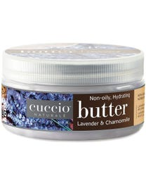 Butter Blend Hydrating Treatment for Hands, Feet & Body Lemongrass & Lavender 8 oz.