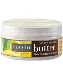 Butter Blend Hydrating Treatment for Hands, Feet & Body White Limette & Aloe Vera 8 oz.