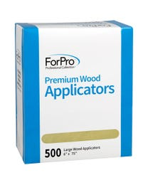 ForPro Premium Wood Applicators Large 500-Count