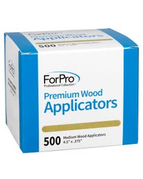 ForPro Premium Wood Applicators Medium 500-Count