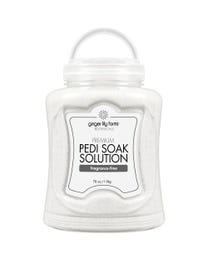 Premium Pedi Soak Solution Fragrance-Free 70 Ounces
