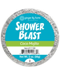 Shower Blast Coco Mojito 2 oz.