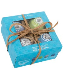 Rejuvenate Fizzy Bomb Gift Set