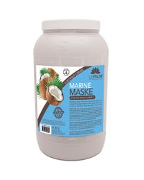 Coconut Cream Detoxifying Marine Maske Gallon
