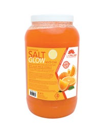 Orange Tangerine Zest Soothing Salt Glow Gallon