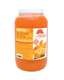 Orange Tangerine Zest Softening Sugar Scrub Gallon