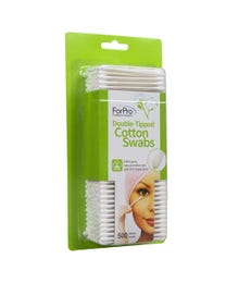 ForPro Double-Tipped Cotton Swabs 500-Count