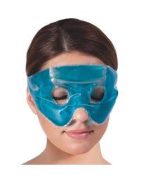 "Beauty Mask Works Relaxing Eye Mask 4"" x 8"""