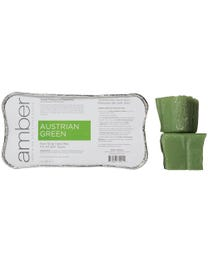 Austrian Green Hard Wax 2 lbs.