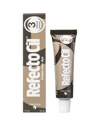 Cream Hair Dye Brown .5 oz. .5 oz.