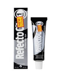 Cream Hair Dye Black .5 oz. .5 oz.