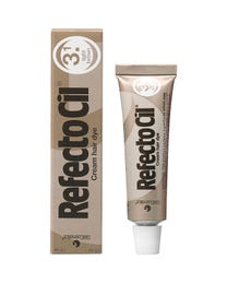 Cream Hair Dye Light Brown .5 oz. Refectocil