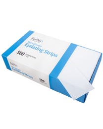 "ForPro Non-Woven Epilating Strips 3"" W x 9"" L 500-Count"