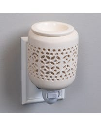Celestial Ceramic Plug-In Wax Melter & Essential Oil Diffuser