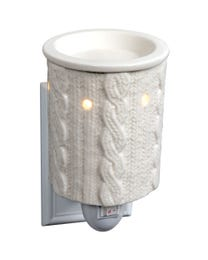 Gothic Delight Ceramic LED Plug-In Wax Melter & Essential Oil Diffuser