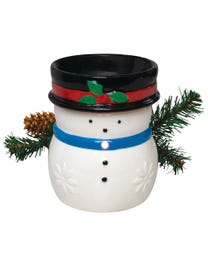 My Favorite Snowman Ceramic Halogen Wax Melter