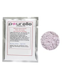 French Wine Exotic Peel Off Mask 30g