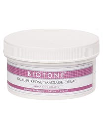 Dual-Purpose Massage Creme 14 oz.