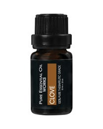 Pure Essential Oil Works Clove Oil .33 Ounces