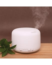 Pure Essential Oil Works Serenity LED Ultrasonic Aroma Diffuser