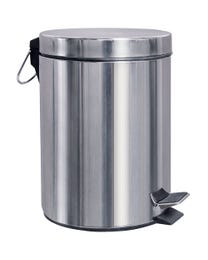 Stainless Steel Step-on Can 5 Liter