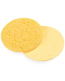 "ForPro Compressed Cellulose Sponge Yellow 2.75"" 100-Count"