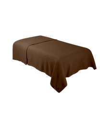 ForPro Polar Fleece Blanket Chocolate