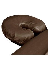 Premium Microfiber Massage Face Rest Cover Chocolate