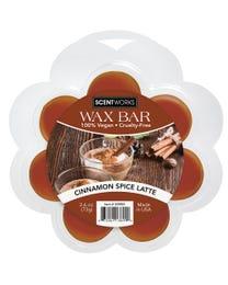 Cinnamon Spice Latte Wax Bar 2.6 Ounces