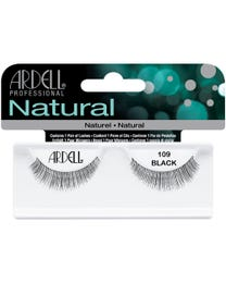 Fashion Lashes 1-pr. Black 109
