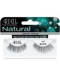Fashion Lashes 1-pr. Black 117