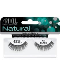 Fashion Lashes 103 Black 1-pr.