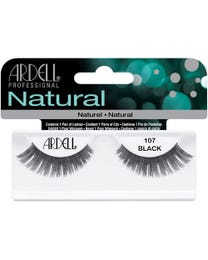 Fashion Lashes 107 Black 1-pr.