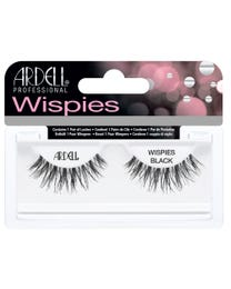 Invisabands 1 set Black Natural Wispies