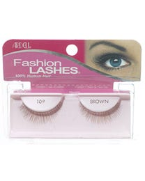 Fashion Lashes 1-pr. Brown 109