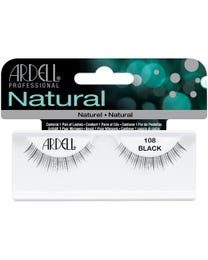 Fashion Lashes 1-pr. Black 108