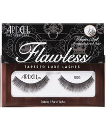 Flawless Tapered Luxe Lashes 800 1-pr.
