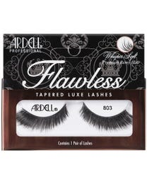 Flawless Tapered Luxe Lashes 803 1-pr.