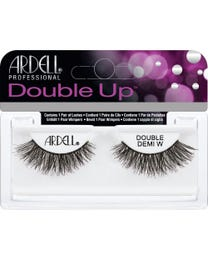Double Up Black Demi Wispies 1-pr.