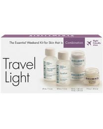 Travel Light Kit for Combination Skin