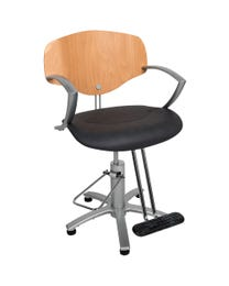 Soffio Chair T-Footrest 5-Star YSS