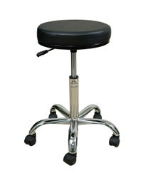 Stool Professional Chrm Base 21-28H