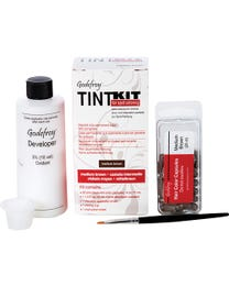 Pro Tint Medium Brown Kit