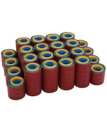 "ForPro Magnetic Roller Set 2.5"" L 144-Count"