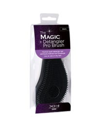 XHI Professional Works The Magic Detangler Pro Brush Black
