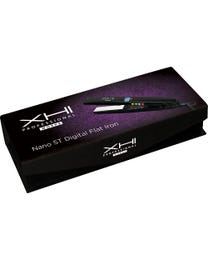 XHI Professional Works Nano ST Digital Flat Iron Black 1""