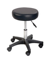 ForPro Table Stool Black