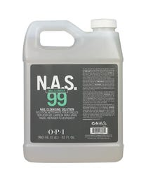 N.A.S. 99 Nail Cleansing Solution 32 oz.